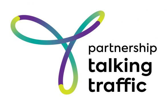 Talking Traffic LOGO